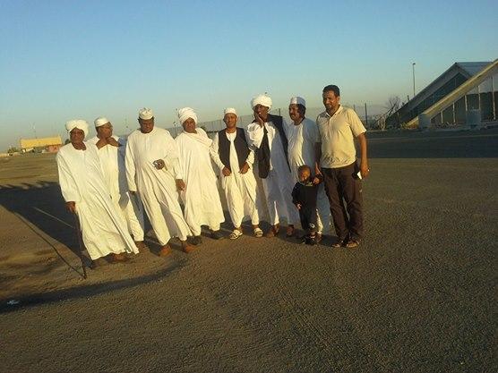 إستقبال السيد الناظر بالسفارة السودانية بجدة 00nazi42