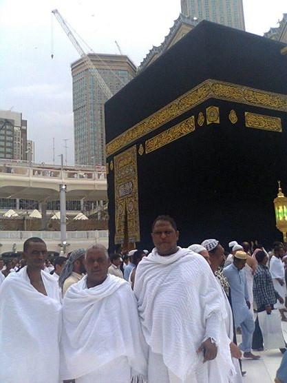 صور الناظر أثناء تأديته لمناسك العمرة 10606110