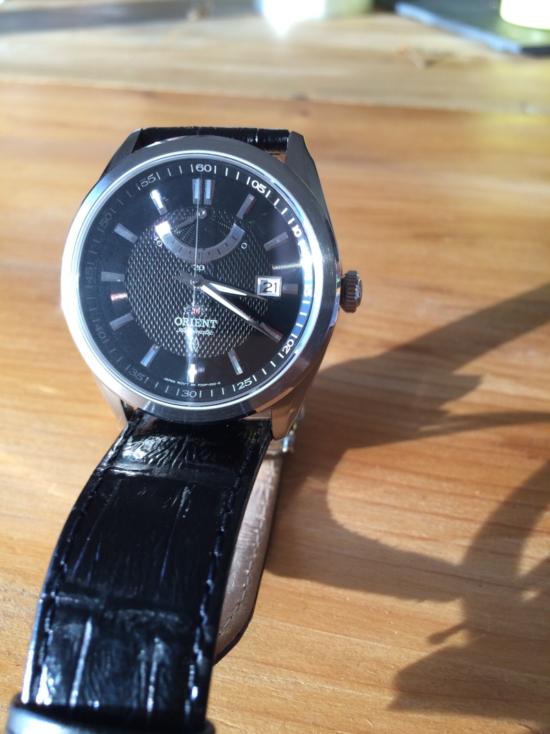 [Revue] Orient Automatic Power Reserve Indicator FFD0F002B Img_1512