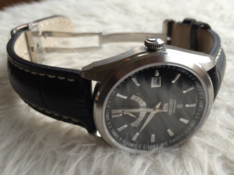 [Revue] Orient Automatic Power Reserve Indicator FFD0F002B Img_1611