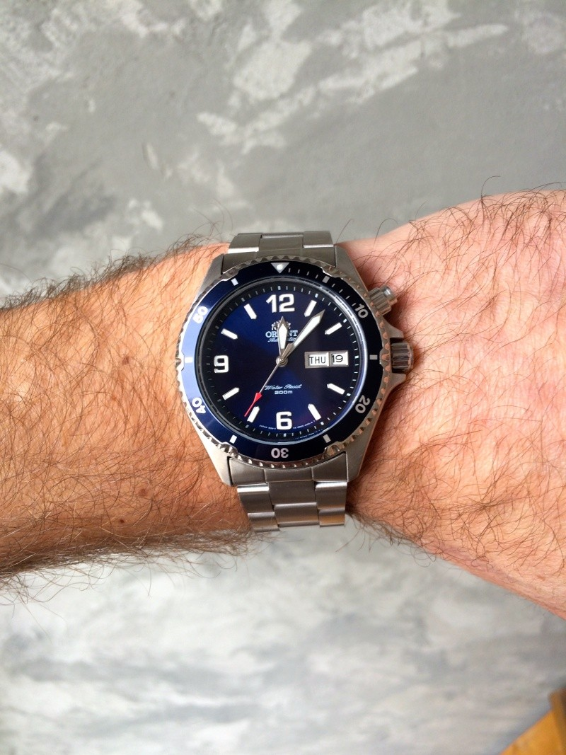 Orient Blue Mako FEM65002DW Img_1633