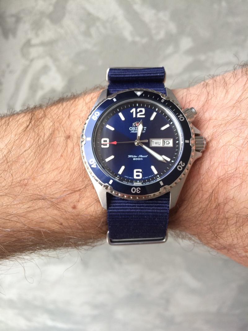 Orient Blue Mako FEM65002DW Img_1634