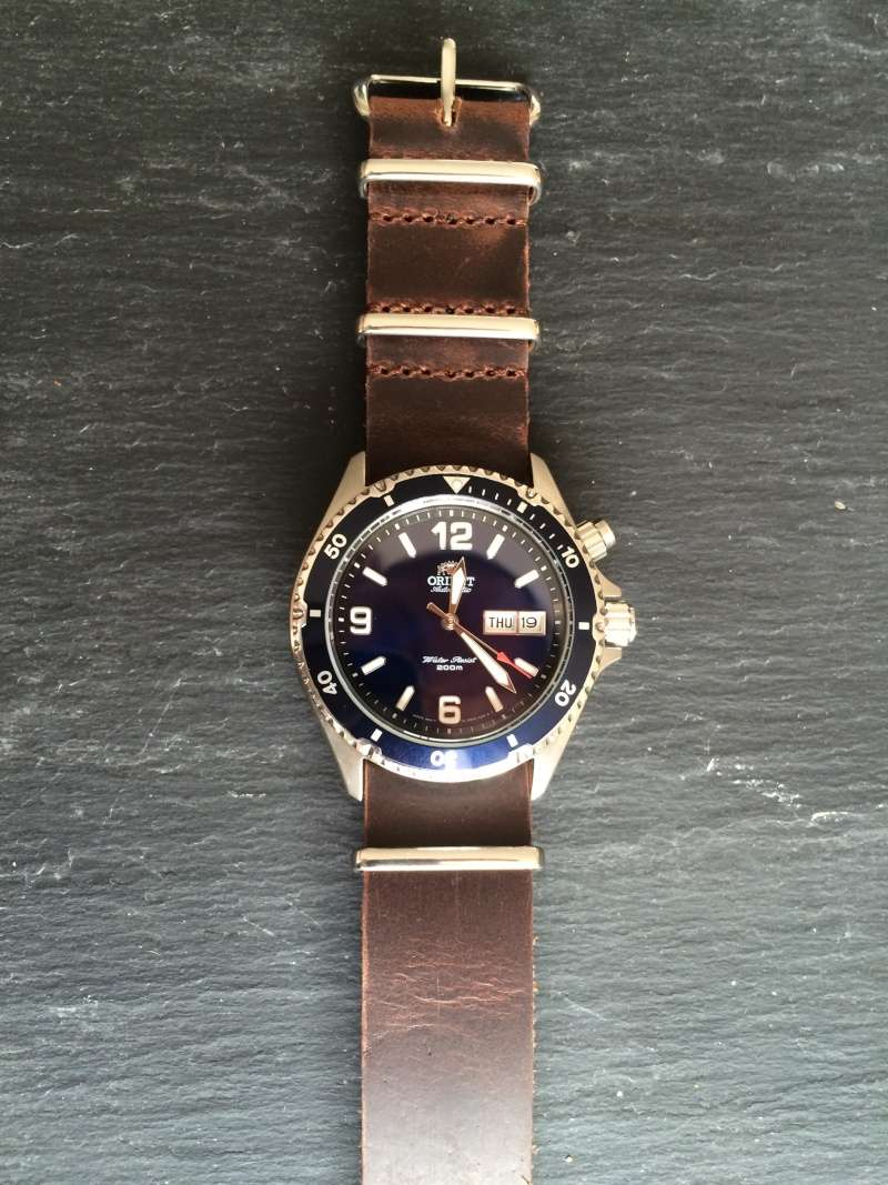 Orient Blue Mako FEM65002DW Img_1635