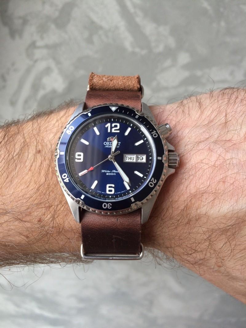 Orient Blue Mako FEM65002DW Img_1636