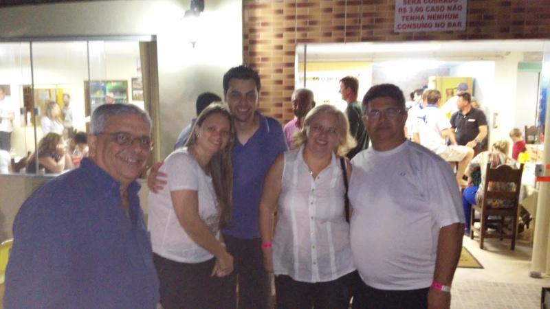 Segundo encontro do Grupo Pesca em Santa Catarina 20141114