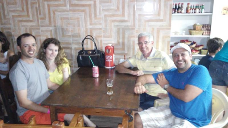 Segundo encontro do Grupo Pesca em Santa Catarina 20141117