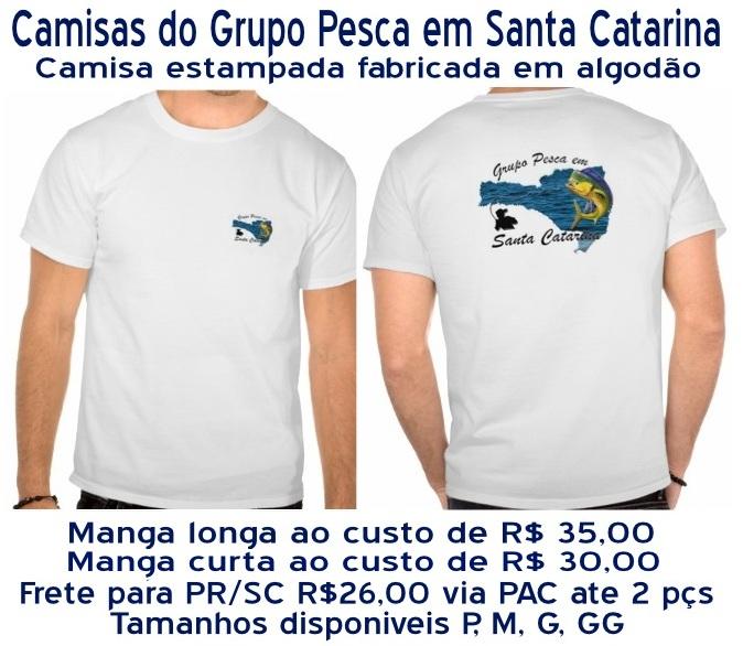 Camisas Pesca em Santa Catarina Folder10