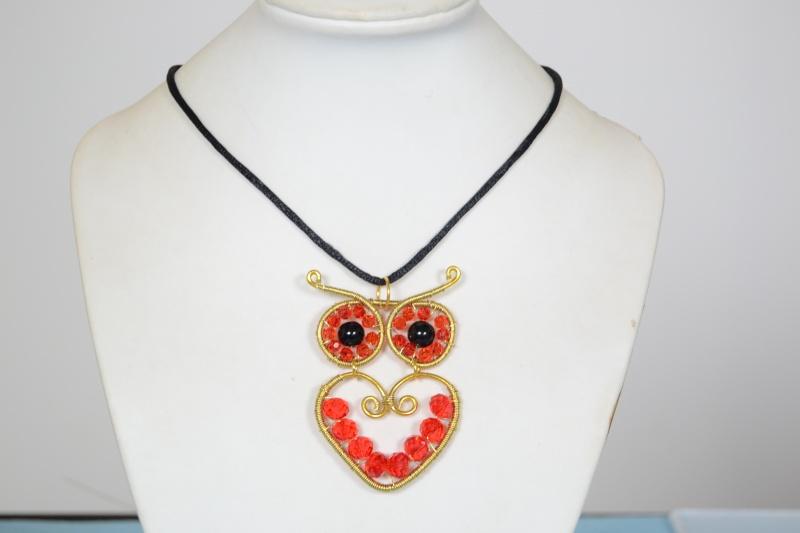 Ma première création-collier avec pendentif  Dsc_0112