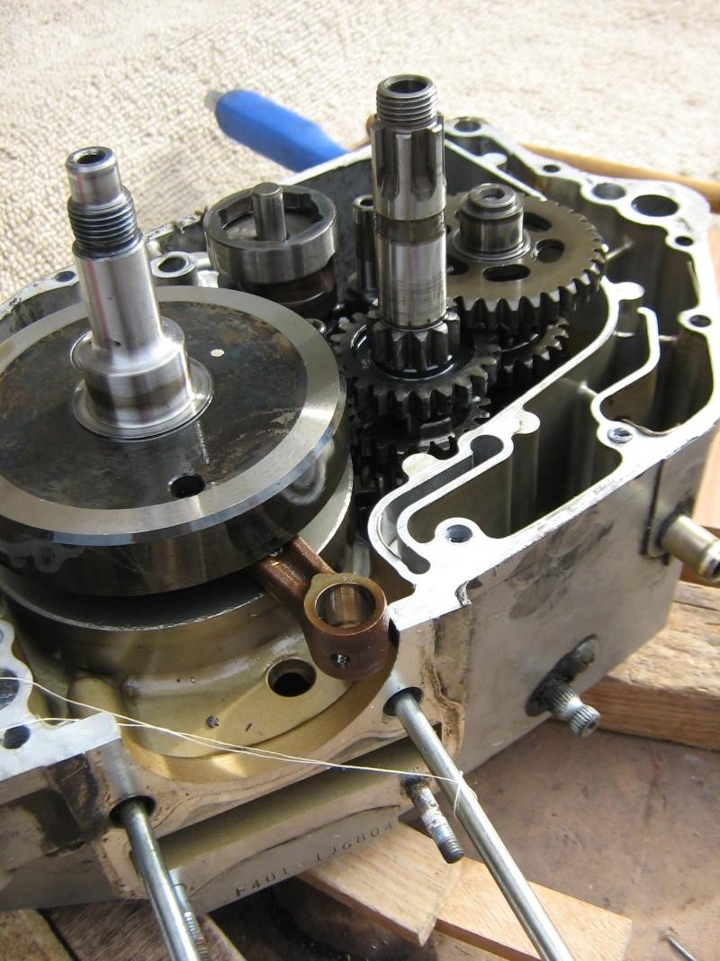 Restauration moteur Suzuki 125 GN Img_1621
