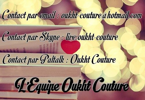 ✿ Oukht Couture ✿ Fond110