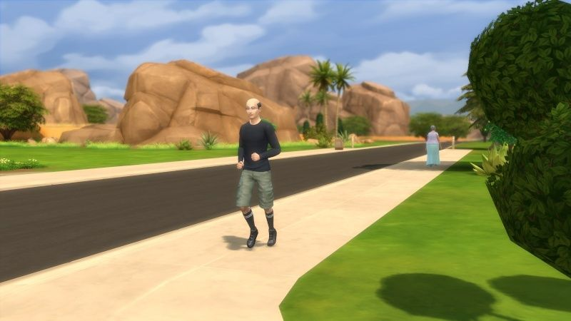 My game pic's from TS4 - mamaj - Page 2 01-03-10