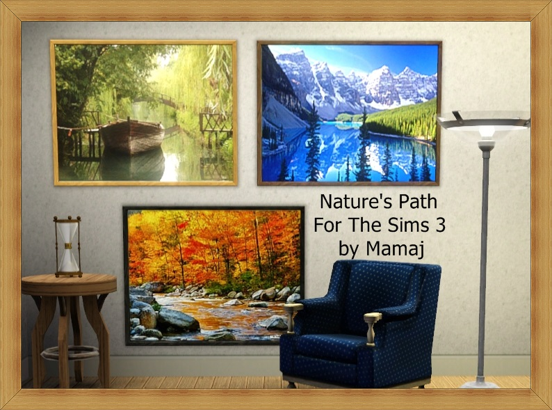 Nature's Path for The Sims 3 Screen14