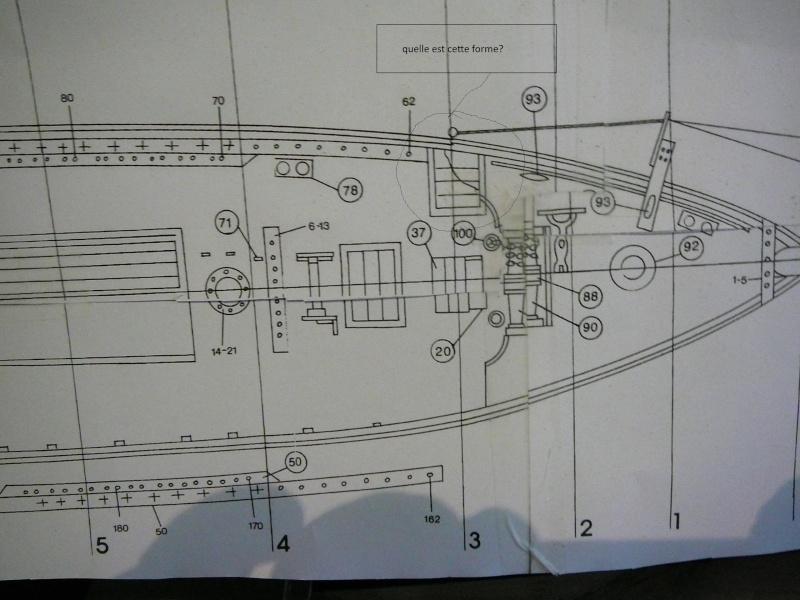 Le cutty sark restauration au 1/96ème - Page 3 Plan110