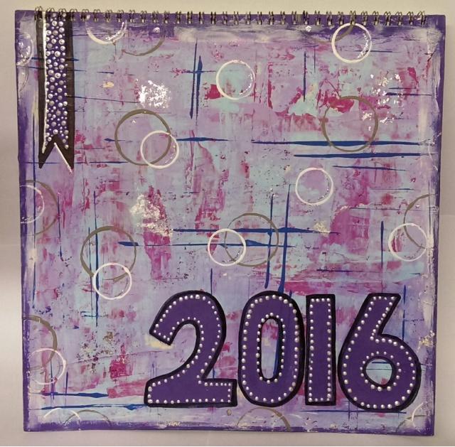 January - Aqua - Snowflakes  Deadline Dec 31st Cal_ja10