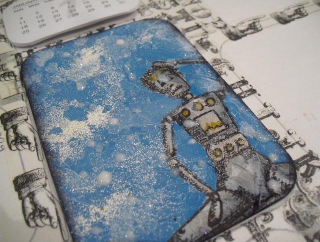 January - Aqua - Snowflakes  Deadline Dec 31st Fullsi28