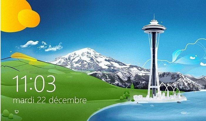 Supprimer l'écran de verrouillage Windows 8 et 8.1 Screen10