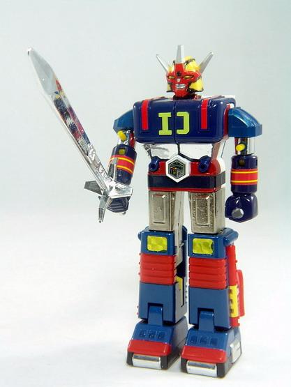 Topic Mecha Super Sentai - 1979 / 1988 Daiden10