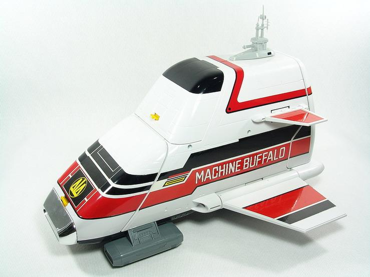 Topic Mecha Super Sentai - 1979 / 1988 Machin11