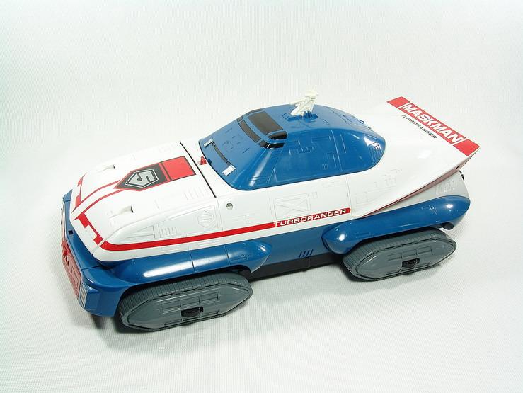 Topic Mecha Super Sentai - 1979 / 1988 Turbo_10
