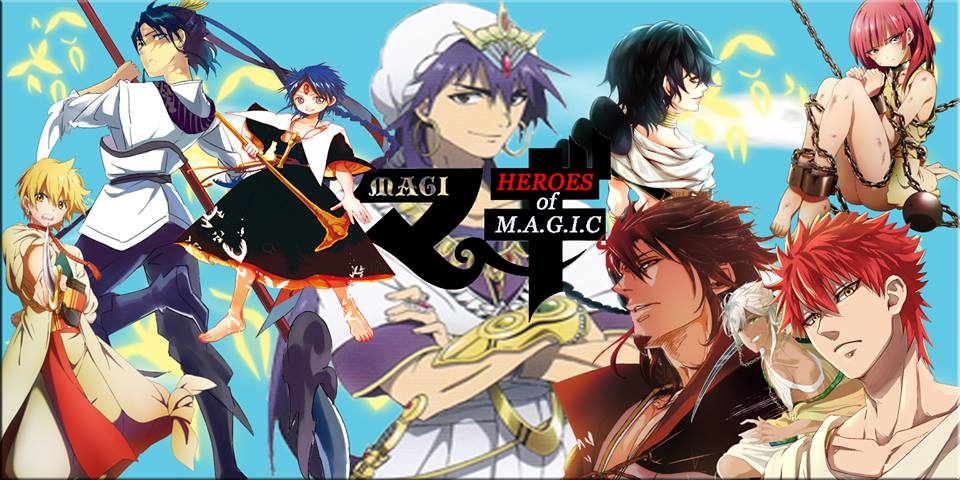 Race Creation Magi10
