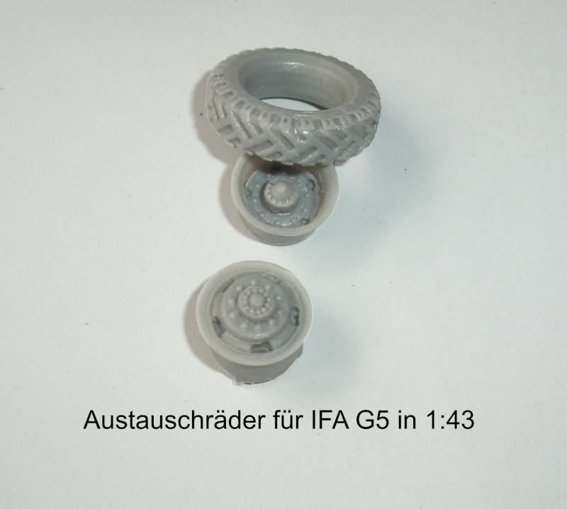 1:43 G5 Modell von Atlas G5_ryd13