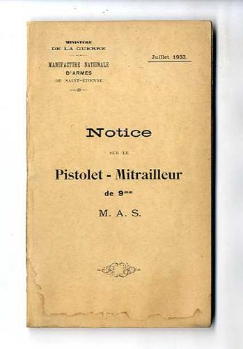 Pistolet Mitrailleur MAS 1933 Pm_90713
