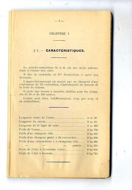 Pistolet Mitrailleur MAS 1933 Pm_90714