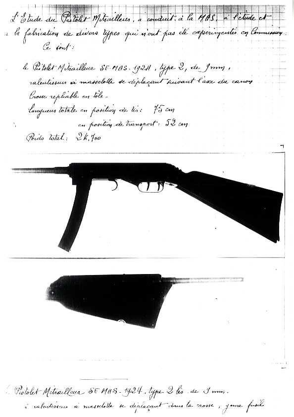 Pistolet Mitrailleur MAS 1933 Pm_mas11
