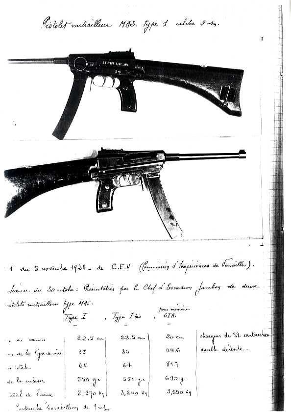 Pistolet Mitrailleur MAS 1933 Pm_mas12