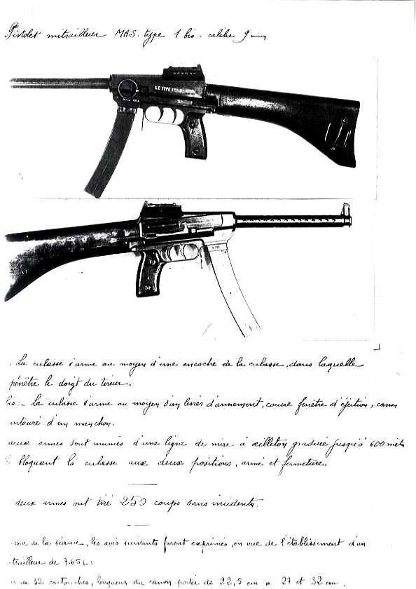 Pistolet Mitrailleur MAS 1933 Pm_mas13