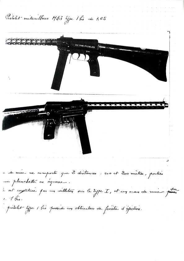 Pistolet Mitrailleur MAS 1933 Pm_mas17
