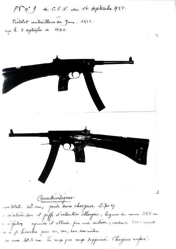 Pistolet Mitrailleur MAS 1933 Pm_mas18