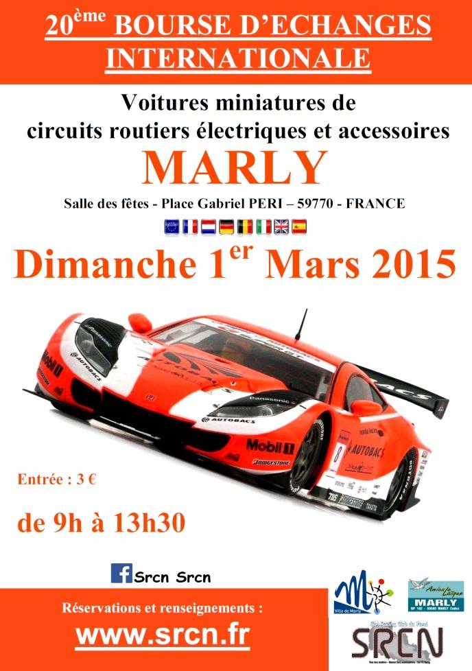 Bourse d'échanges circuits routiers de Marly le 1 mars 2015 Bourse11