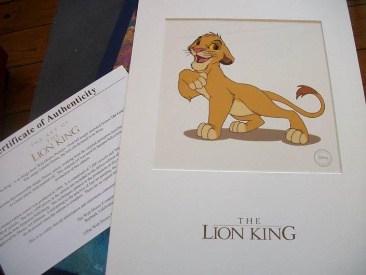 Le Roi Lion - Page 7 10046010
