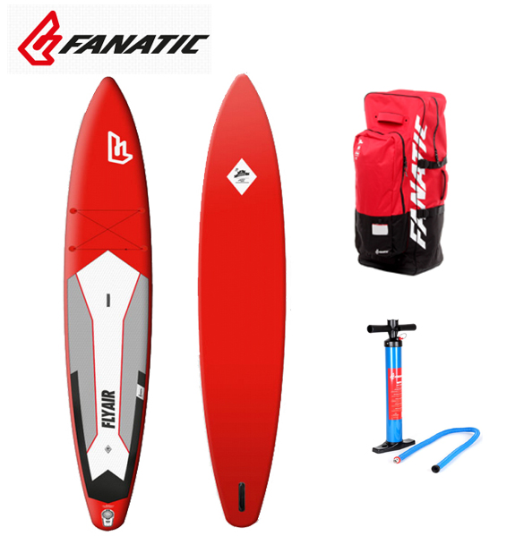 SUP Gonflable race ''Fanatic Fly air 12'6 x 26.5'' modele 2015 neuf- 990 € Fanati10