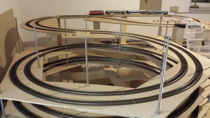 Meine Modelleisenbahn Ein Lebenswerk in H0 .... 20150110