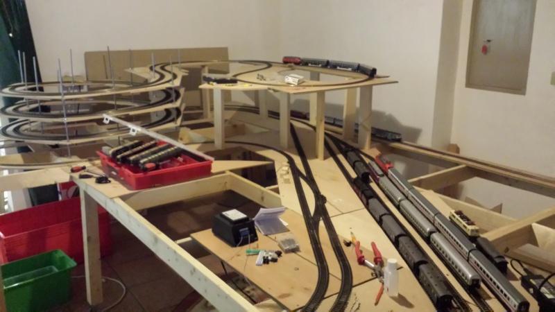 Meine Modelleisenbahn Ein Lebenswerk in H0 .... 20150112