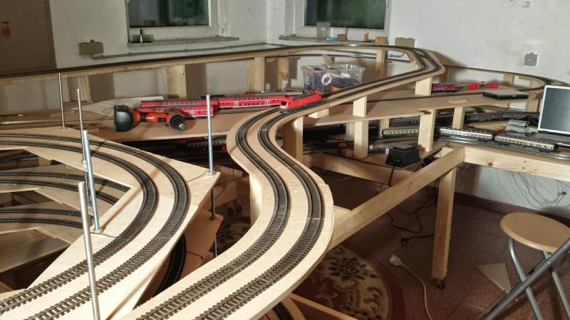 Meine Modelleisenbahn Ein Lebenswerk in H0 .... 20150121
