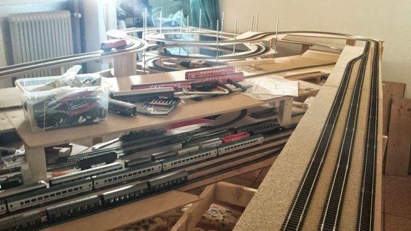 Meine Modelleisenbahn Ein Lebenswerk in H0 .... 20150122