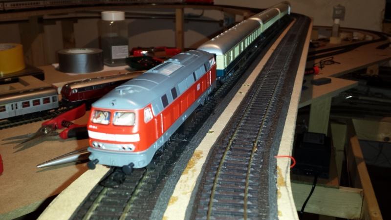 Meine Modelleisenbahn Ein Lebenswerk in H0 .... 20150210