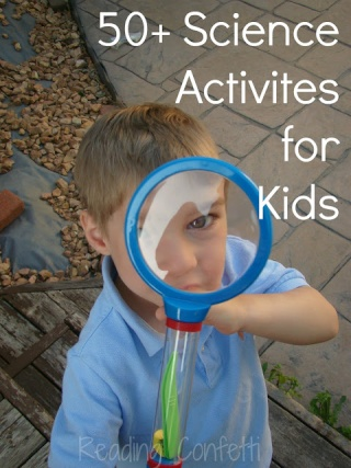 Cool science activities for Kids Scienc10