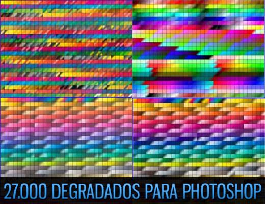 27.000 degradados para Photoshop Utciuh10