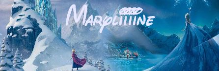 La Reine des Neiges II [Walt Disney - 2019] Maryli12