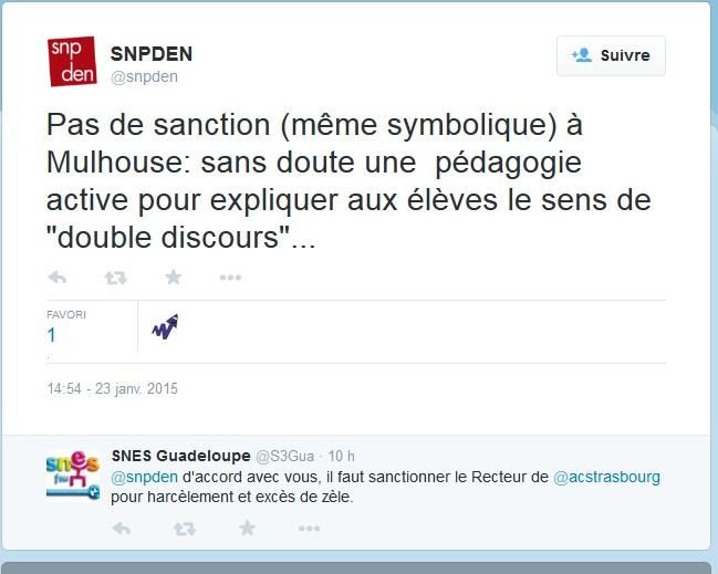 [Mulhouse - collège Villon]  « Un enseignant suspendu pour avoir montré des dessins de Charlie » (lemonde.fr) - Page 20 Sans_t12
