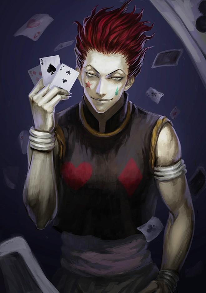 Quel est le meilleur méchant de Hunter X Hunter ? Hisoka13