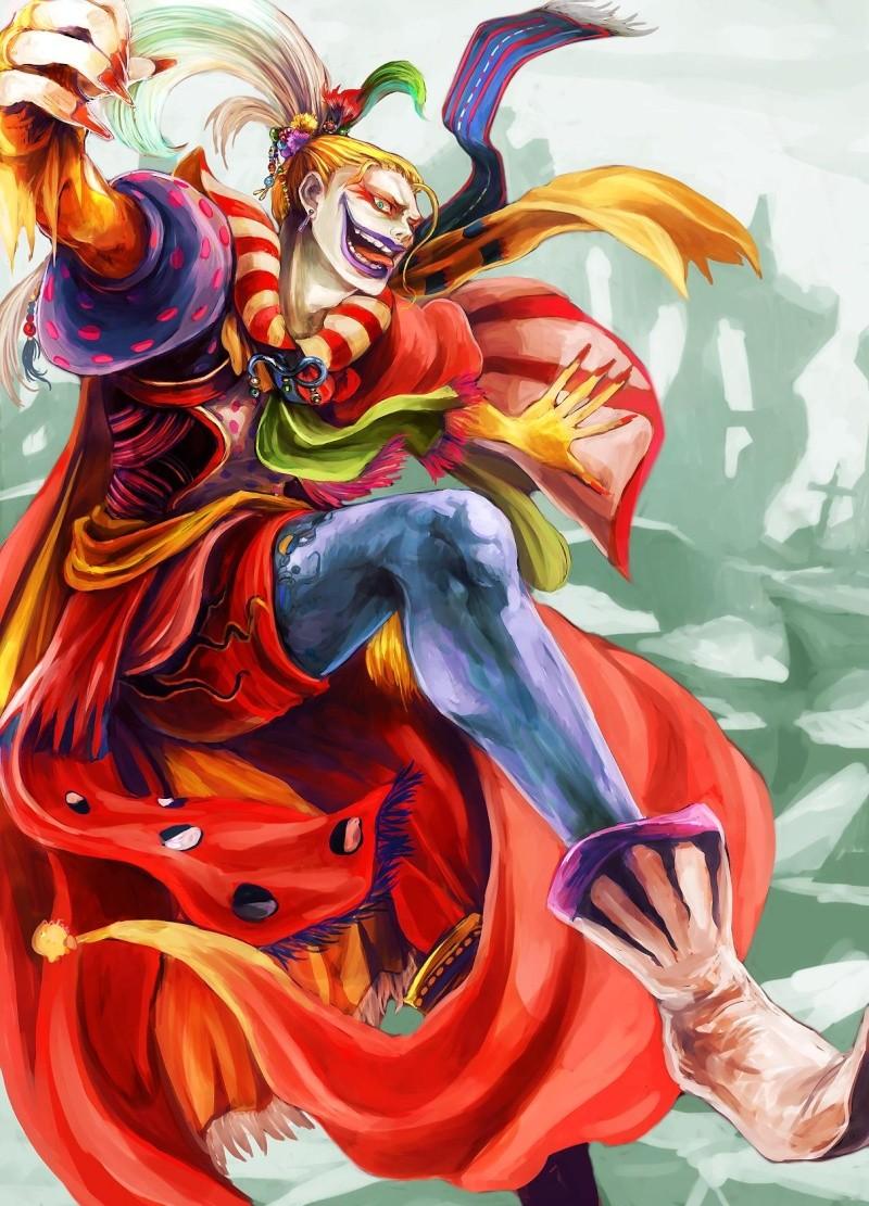 Les ressemblances des personnages de manga Magnif10