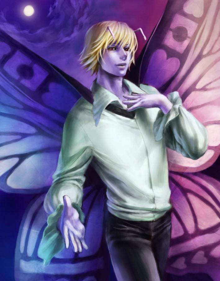 Les ressemblances des personnages de manga Shaiap10