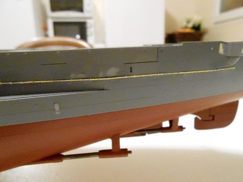 Yamato de chez Tamiya 01010