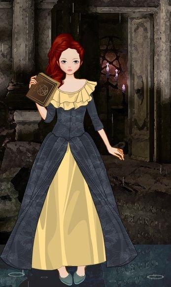 Velveta's Character Velvet10