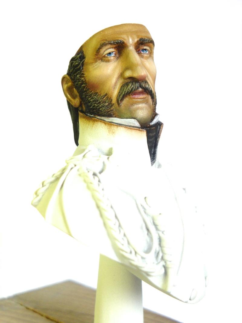 Maréchal Berthier, prince de Neuchâtel de Metal modèles, terminé Oeil11